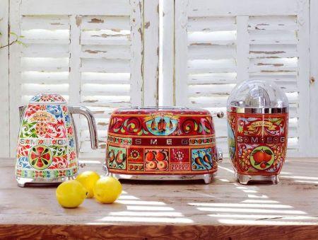 Kitchen Appliances to Vie For