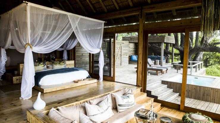 Vumbura Plains Executive Suite Okavango Delta