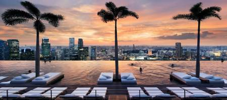 Marina Bay Sands Presidential Suite Singapore