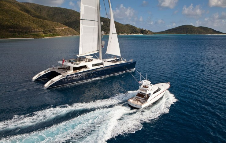 Hemisphere Yacht For Charter Indian Ocean & South East Asia--