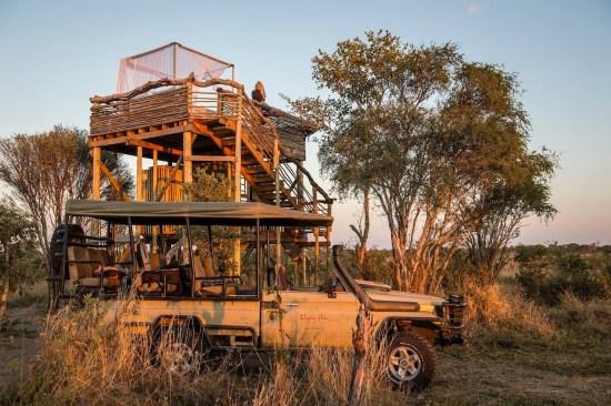Skybeds Camp Suite Okavango_Delta