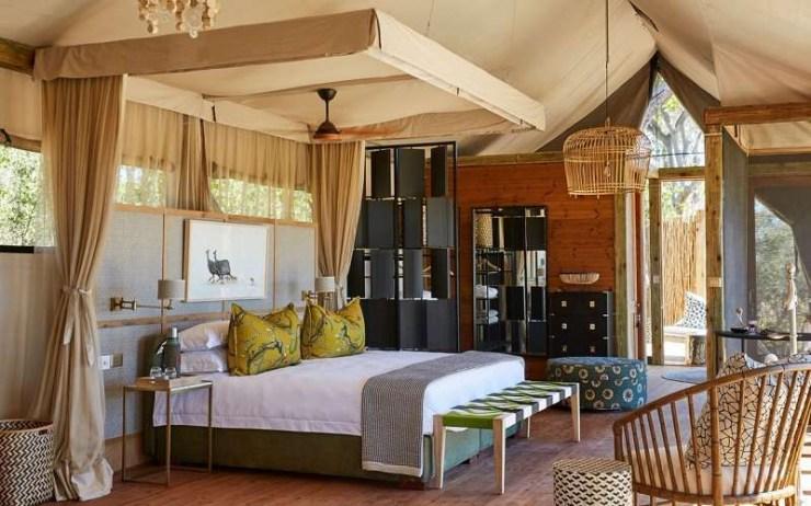 Tuludi Camp Suite Okavango Delta
