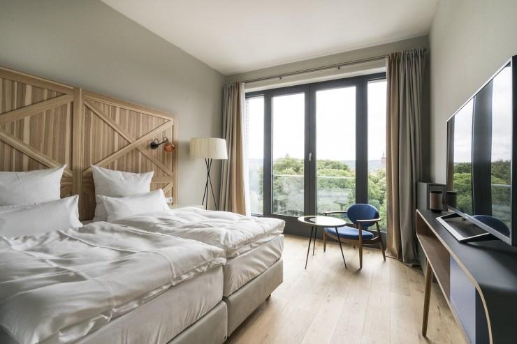 LUXURY HOTEL FREIGEIST, FREISITS JUNIOR SUITE, GOTTINGEN, GERMANY