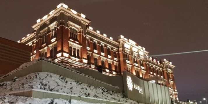 Kazan Palace by Tasigo, Russia - All-In-One Experience