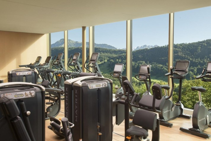 Buergenstock Hotel-Traditional Swiss Ambience and Modern Comfort