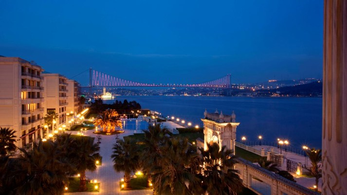 Istanbul- A Bridge between the Two Continents