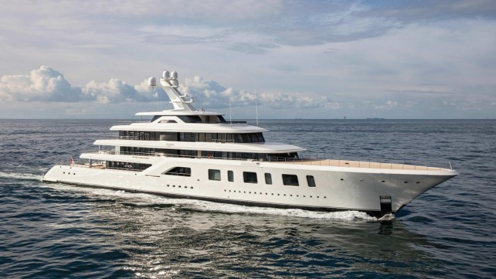 Aquarius Superyacht-A Home Away from Home
