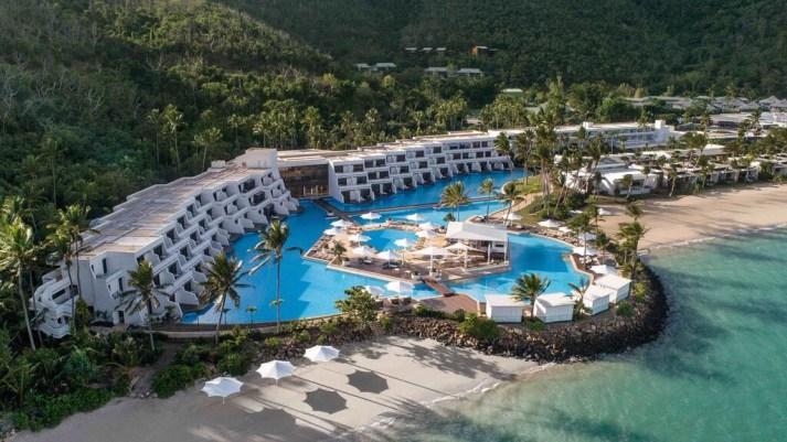 Intercontinental Hayman Island Resort-Your Private Island Luxury