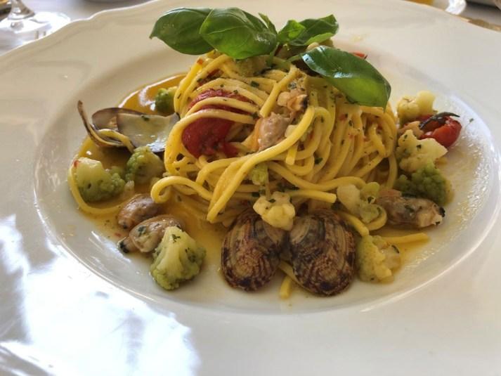 La Terrazza Restaurant, Portofino, Italy