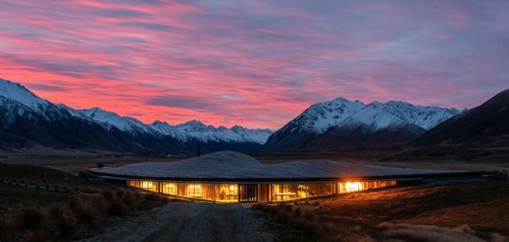 Luxury Lodge the Lindis Ahuriri Valley-The Edge of Wilderness