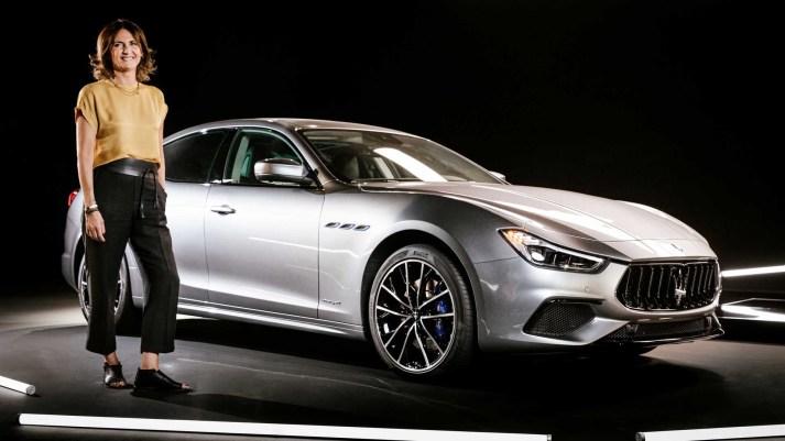 Maserati Ghibli Hybrid- New Electrified Road Beauty