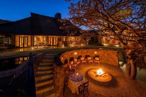Ekuthuleni Lodge Welgevonden Game Reserve Vaalwaterk South Africa