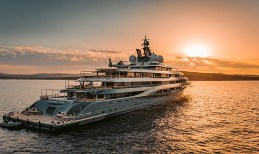 Megayacht Flying Fox- Superyacht for Charter