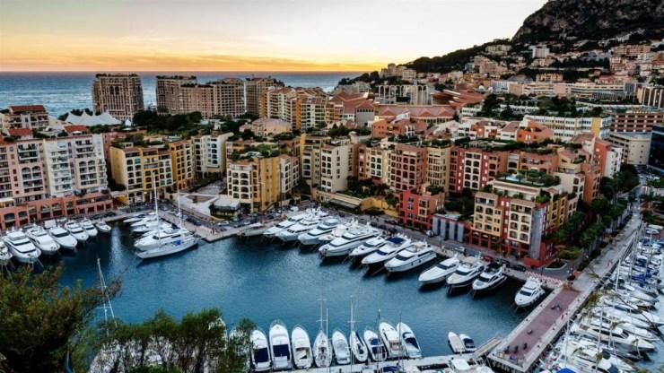 Monaco-Small in Size but Massive in Name