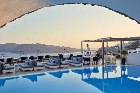 Canaves Oia Suites Greece