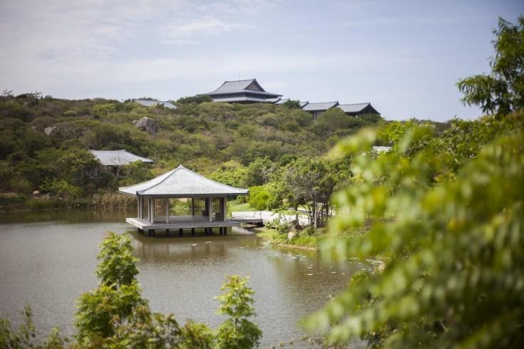 Amanoi, Vietnam - Spa Pavilion