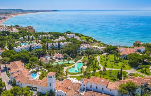 Vila Vita Parc Resort and Spa Porches