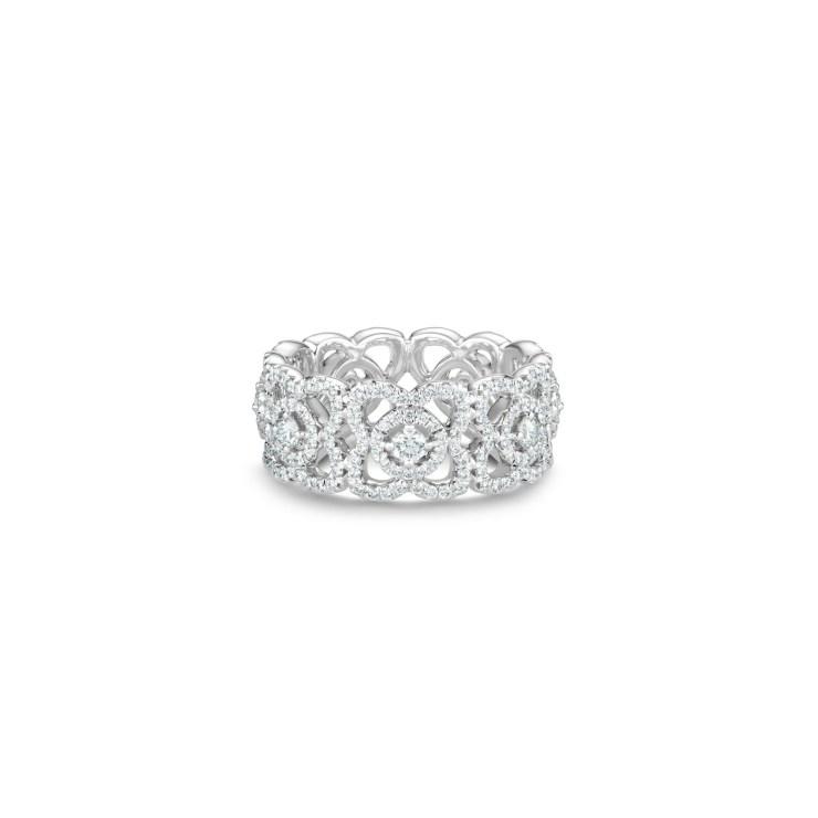 Captivated Lotus diamond ring on emporium-magazine