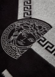 Versace's Greca Blanket belongs to the deluxe fashion
