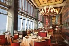 The Five-star Ritz-Carlton Hong Kong