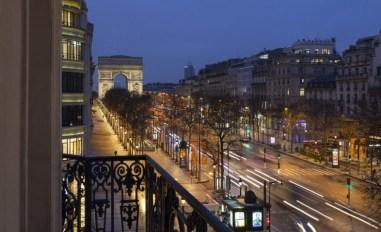 Luxury Hotel Barriere Le Fouquet's Paris