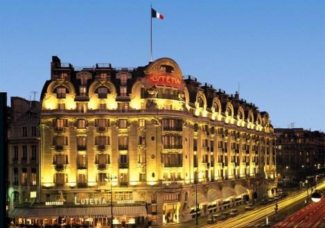 Luxury Hotel Lutetia Paris
