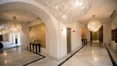 Luxury Hotel Hospes Palacio Del Bailio Cordoba