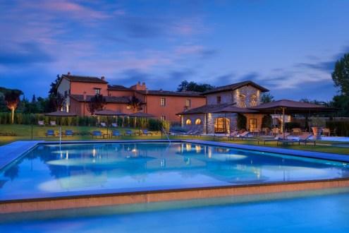 Luxury Hotel Villa La Massa Candeli Fi
