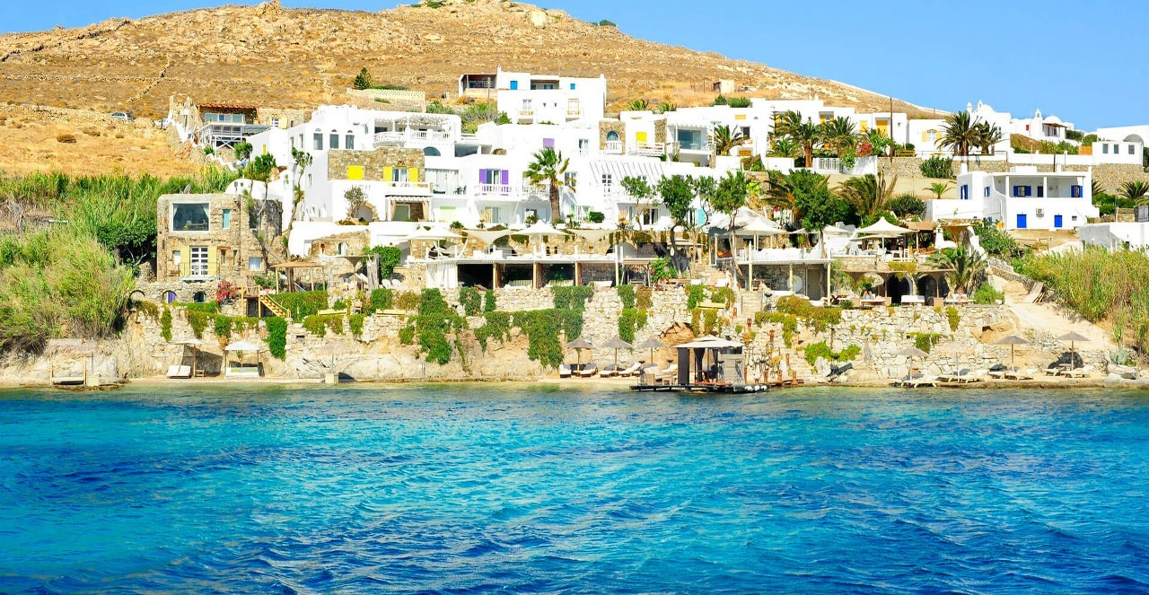 "Mykonos- ""The Island of the Winds"""