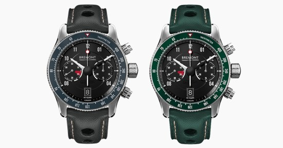 Bremont's New Limited-Edition Masterpiece:A Poetic Tribute of Jaguar E-Type
