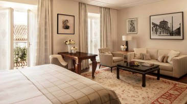 Luxury Four Seasons Hotel