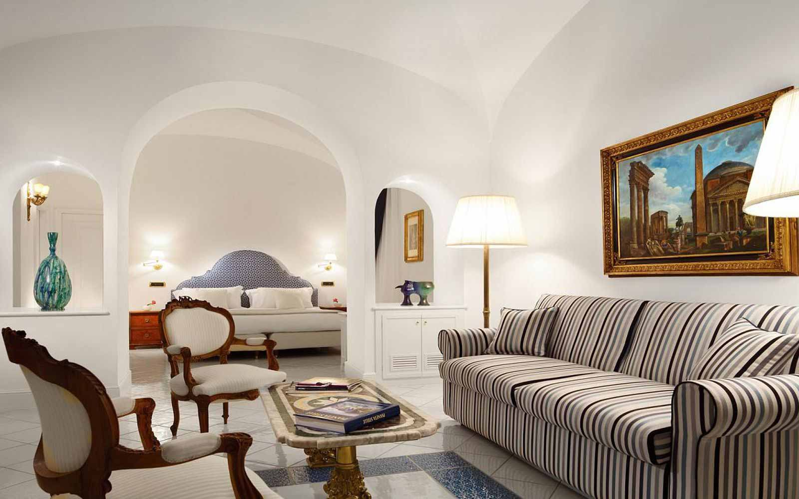 Luxury Palazzo Avino Ravello Italy