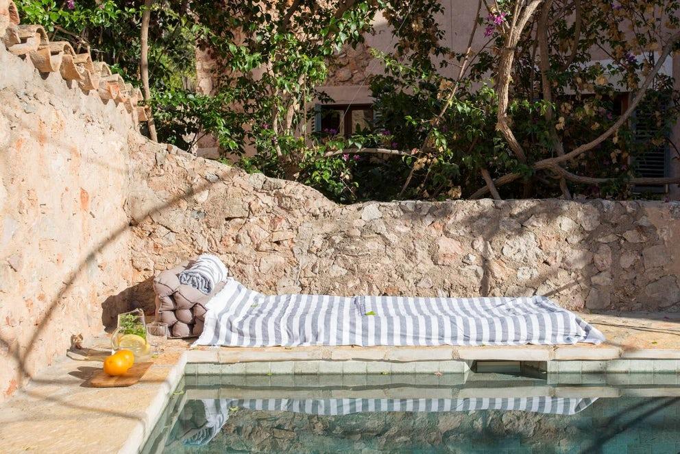 Luxury Mountain Stone Balearic Islands