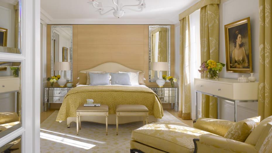 Luxury Hotel Four Seasons Hotel Des Bergues Geneva
