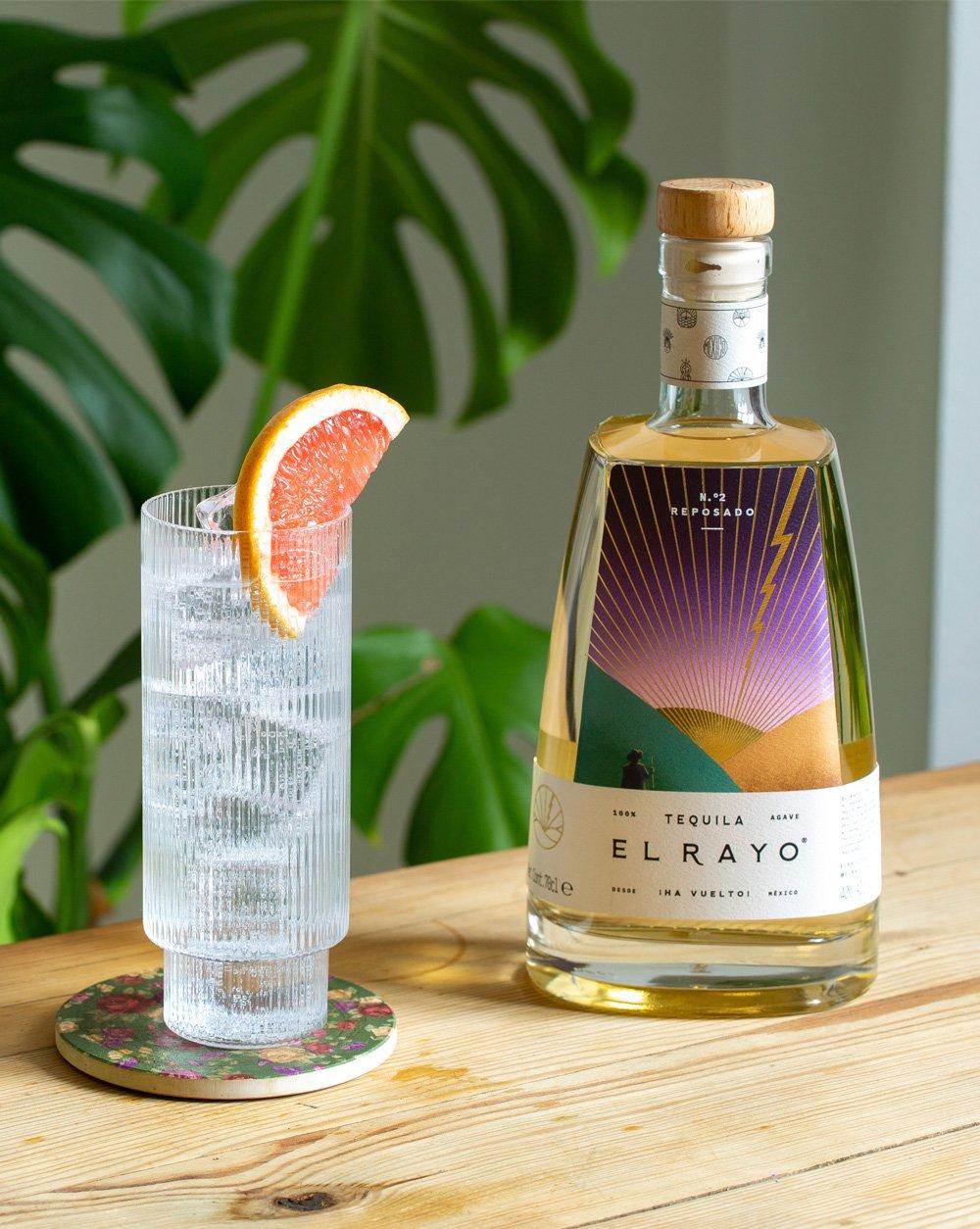 El Rayo Tequila- Feel the Lightning