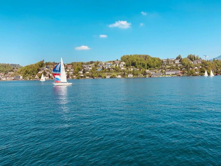 Vitznau Switzerland – the Holiday Resort in Central Switzerland
