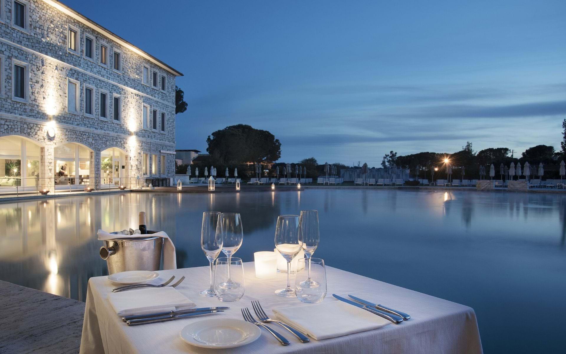 Luxury Hotel Terme Di Saturnia Spa & Golf Resort Saturnia