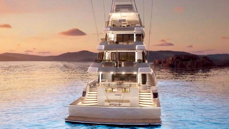 Vripack's Superyacht -The Largest Sportfishing Spectacle In The World