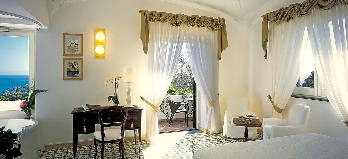 Luxury Hotel Santa Caterina Amalfi