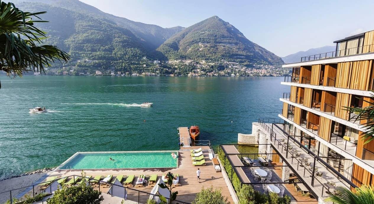 Luxury Hotel Il Sereno Lago Di Como Torno