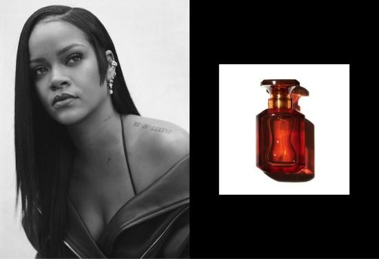 Rihanna's Fragrance- Fenty Eau de Parfum- Her First Perfume