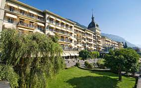 Victoria-Jungfrau Grand Hotel & Spa Interlaken