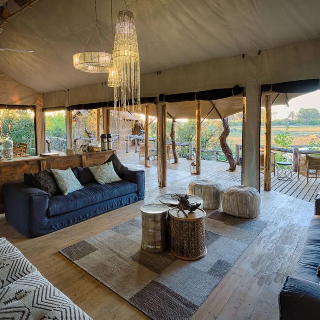 Little Tubu Classic Camp Okavango Delta
