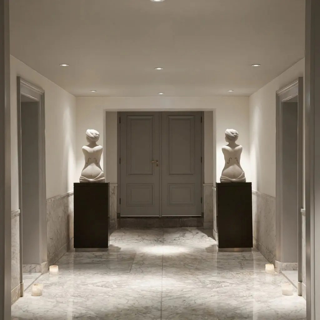 Luxury Hotel Waldorf Astoria