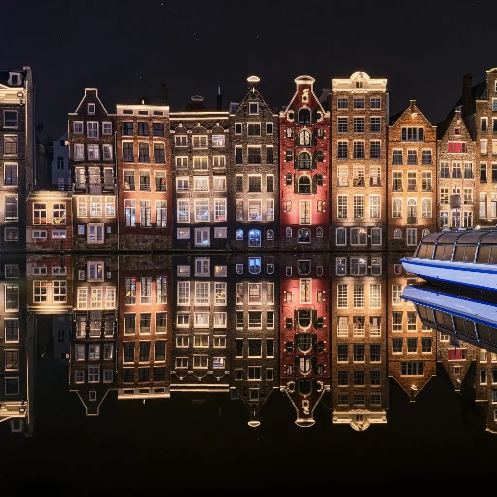 Amsterdam-The Right Place for Vacation