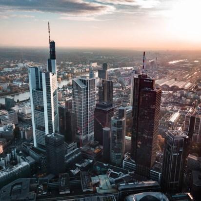Frankfurt- A Major Financial Hub