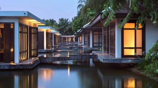 The Nam Hai Luxury Spa One-Bedroom villa Hanoi