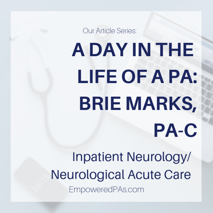 Brie Marks, Neurology Physician Assistant 1