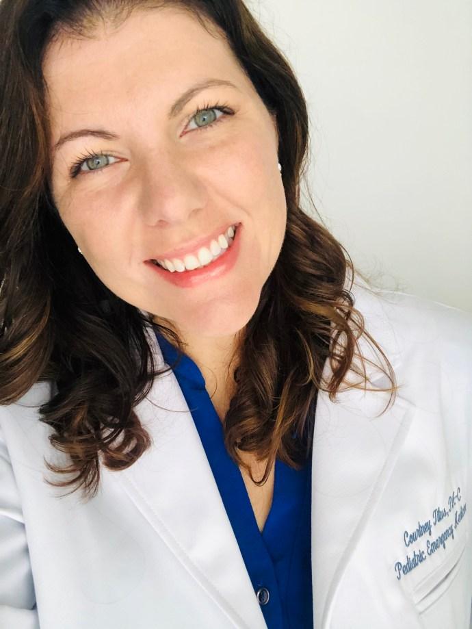 Physician Assistant, Estie Lab Coat from Medelita