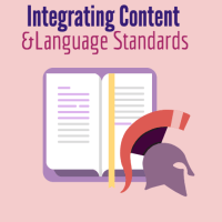 Integrating Content and language standards